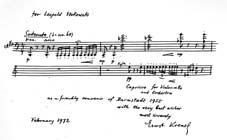 Alan Hovhaness Maro Ajemian Anahid Ajemian Carlos Surinach Lousadzak Concerto No 1 For Piano And Str