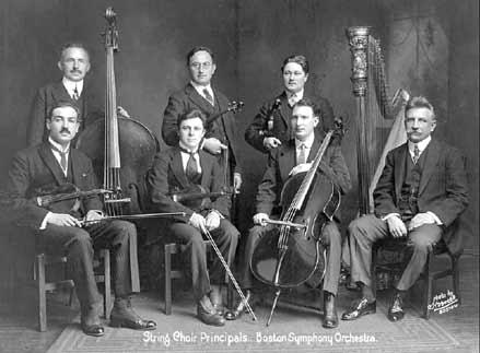 Boston Symphony Orchestra Principal Musicians