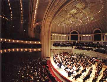 Symphony Hall Chicago