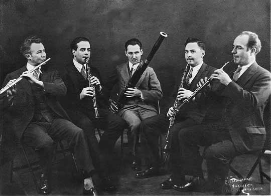 Philadelphia Winds 1929