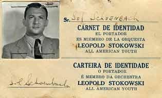 Leopold Stokowski Biography