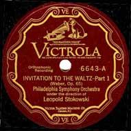 1927 Leopold Stokowski - Philadelphia Orchestra Recordings
